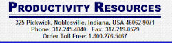 Productivity Resources, Inc. USA